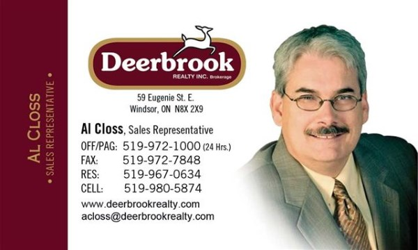Al Closs - Deerbrook Realty
