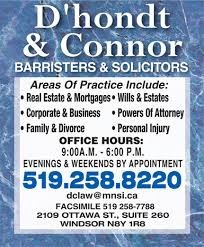 D'HONDT & CONNOR LAW FIRM