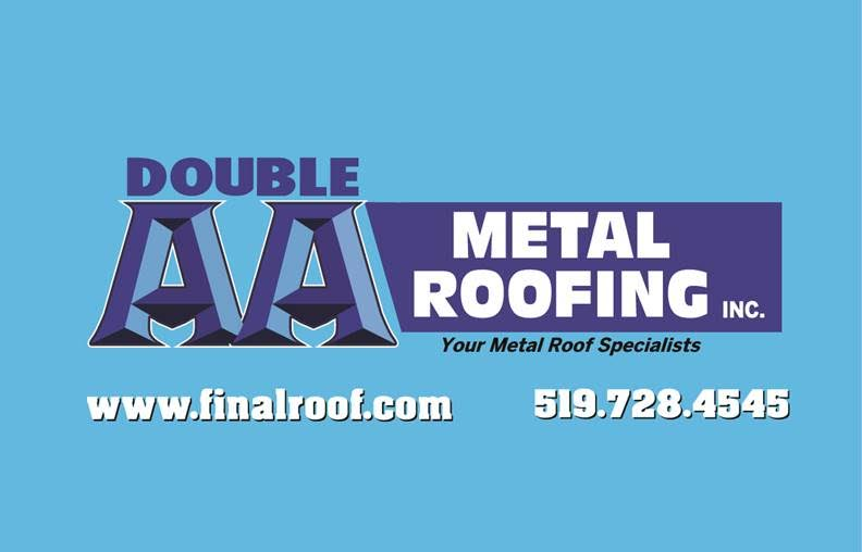 Double AA Metal Roofing