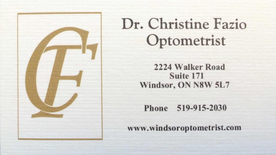 Dr. Christine Fazio Optometrist