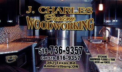 Jeff Charles Woodworking
