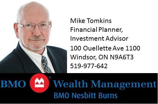 Mike Tomkins - Investment Advisor