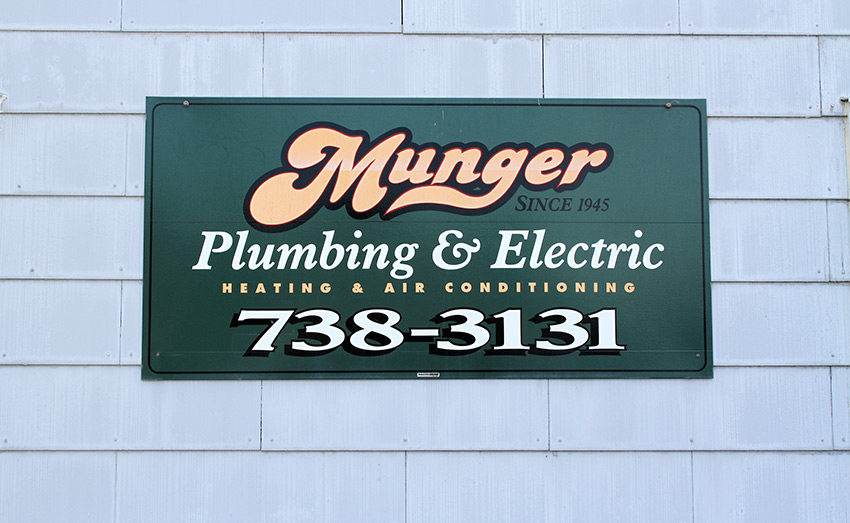 Munger Plumbing and Electric